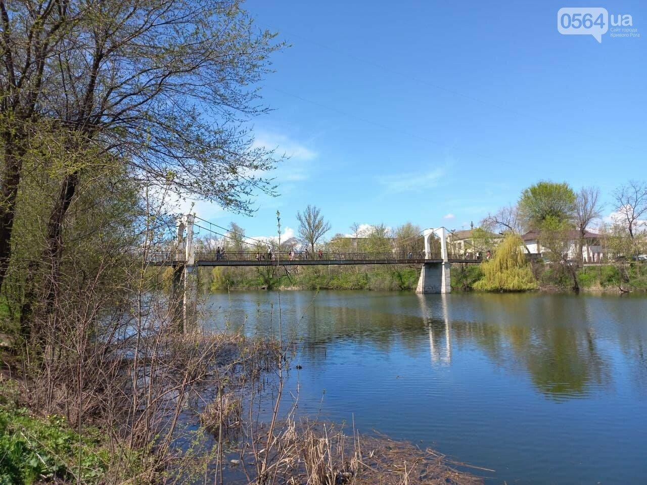 Свадебный, пешеходный, железнодорожный, - история создания криворожских мостов, - ФОТО, фото-9