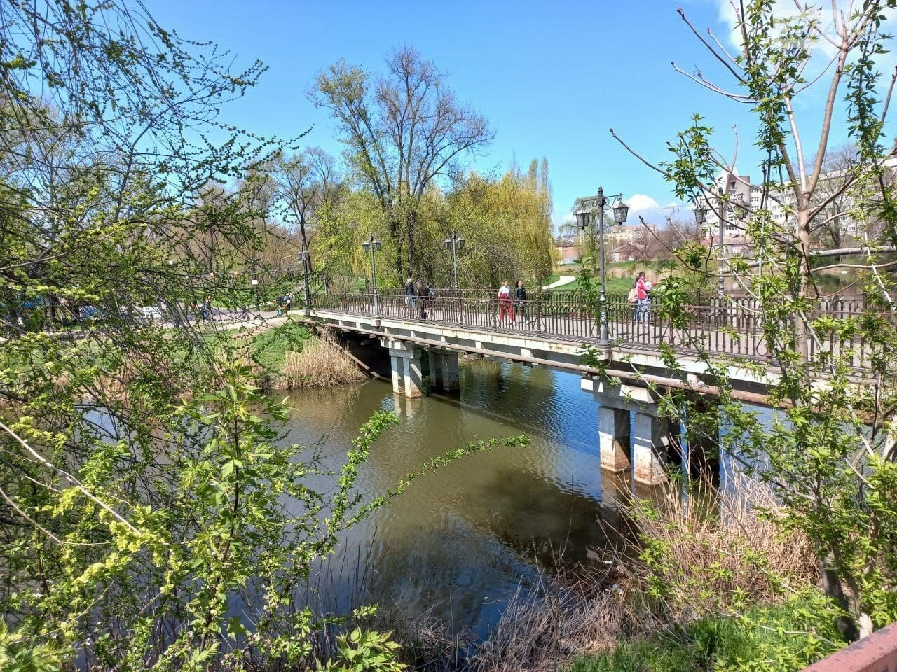 Свадебный, пешеходный, железнодорожный, - история создания криворожских мостов, - ФОТО, фото-6