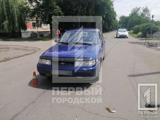 """В Кривом Роге """"Лада"""" сбила 10-летнего велосипедиста, - ФОТО, фото-5"""