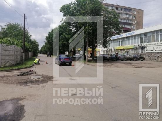 """В Кривом Роге """"Лада"""" сбила 10-летнего велосипедиста, - ФОТО, фото-8"""