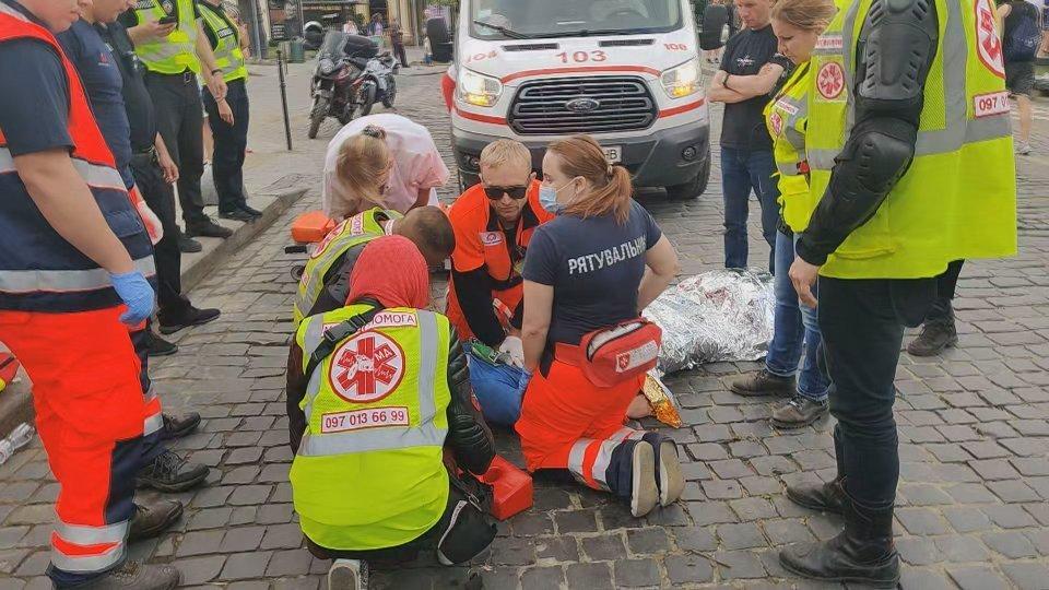 Во время львовского полумарафон умер 23-летний бегун, - ФОТО , фото-4