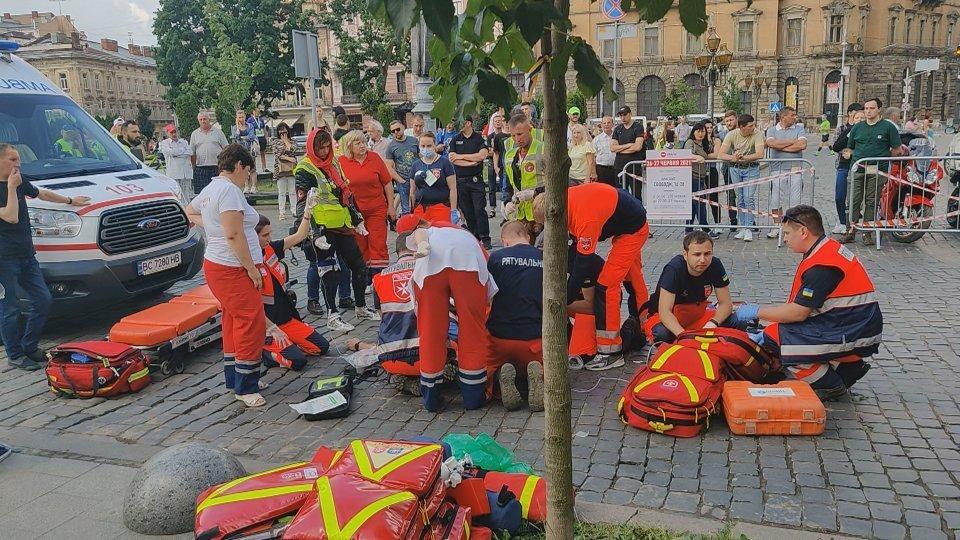 Во время львовского полумарафон умер 23-летний бегун, - ФОТО , фото-3