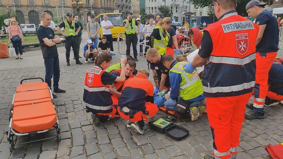 Во время львовского полумарафон умер 23-летний бегун, - ФОТО , фото-2