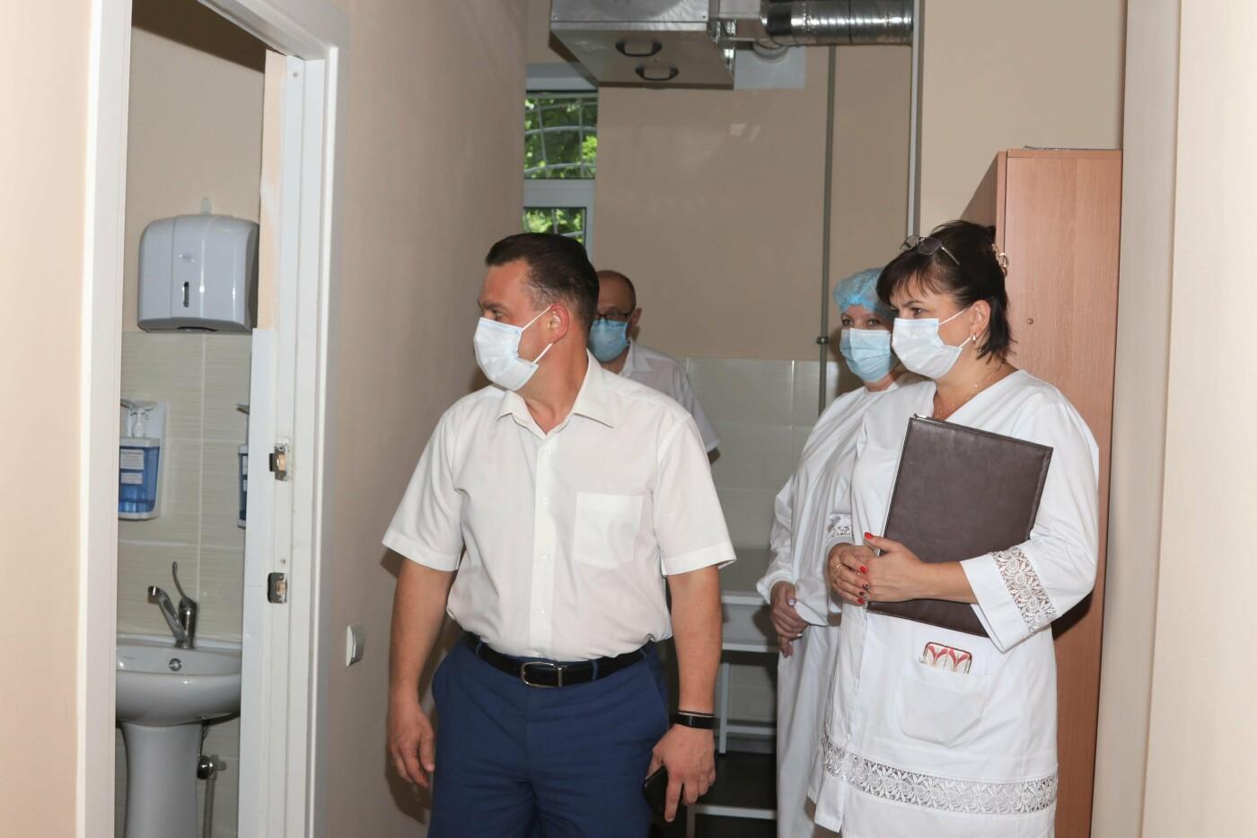Мер К. Павлов: Продовжуємо зміцнювати діагностичну базу медзакладів міста - лабораторія в інфекційній лікарні  створена для більш ефектив..., фото-4