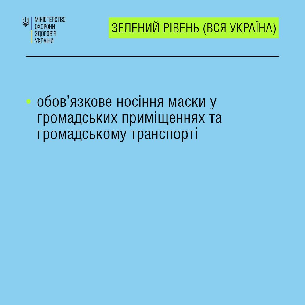 Минздрав опубликовал новые карантинные ограничения для разных зон эпидопасности, - ИНФОГРАФИКА, фото-1
