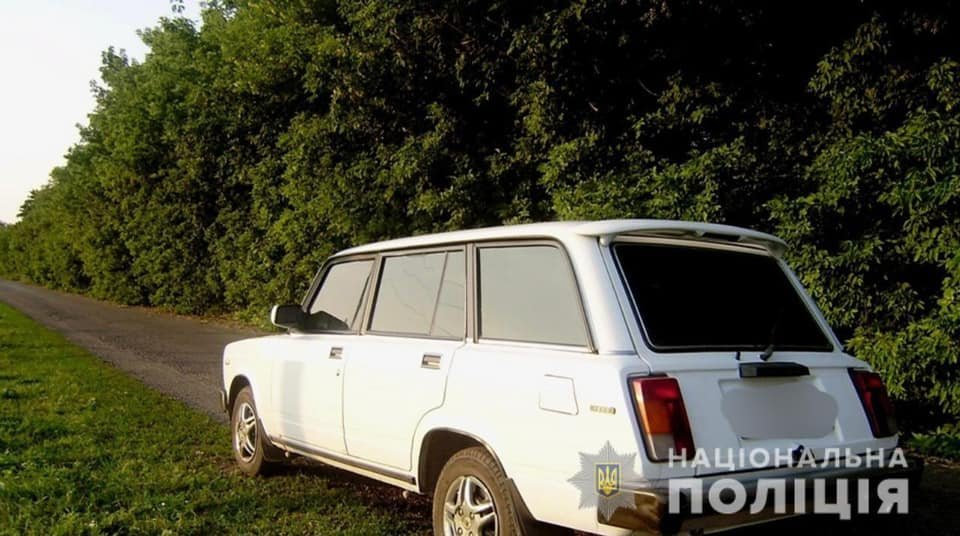 Решил покататься: криворожская полиция задержала автовора, - ФОТО, фото-1