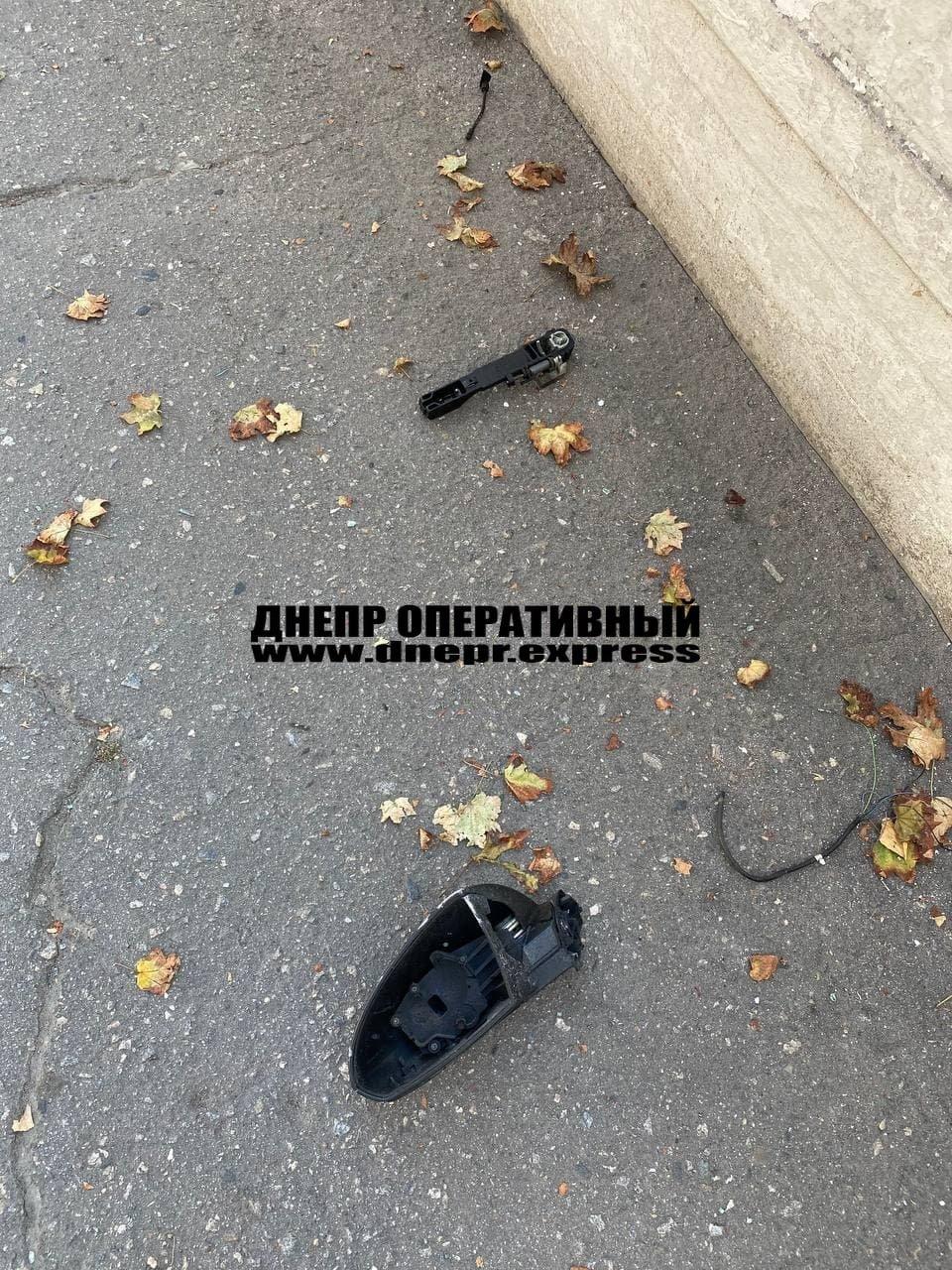 В Днепре от взрыва автомобиль разорвало на части, погибли 2 человека, - ФОТО, фото-6